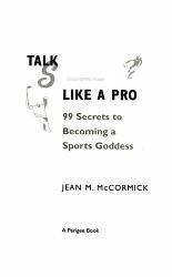 Talk Sports Like a Pro PDF
