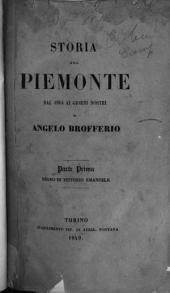 Storia del Piemonte: dal 1814 al giorni nostri