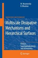 Multiscale Dissipative Mechanisms and Hierarchical Surfaces PDF