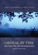 Ordeal By Fire The Civil War And Reconstruction Book PDF