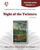 Night of the Twisters by Ivy Ruckman PDF