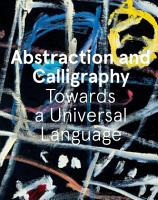 Abstraction and Calligraphy PDF