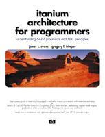 Itanium Architecture for Programmers PDF