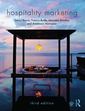 Hospitality Marketing: Edition 3