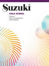 Suzuki Viola School - Volume 5 (Revised): Piano Accompaniment