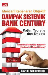 Dampak Sistemik Bank Century