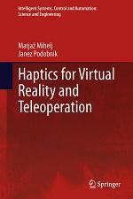 Haptics for Virtual Reality and Teleoperation