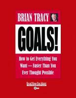 Goals  PDF