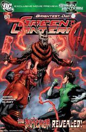 Green Lantern (2005-) #61