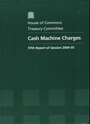 Cash Machine Charges