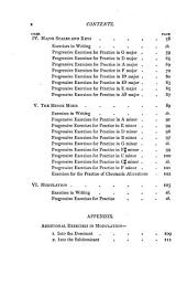 A manual of vocal music for use in elementary schools