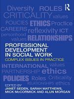 Professional Development in Social Work PDF
