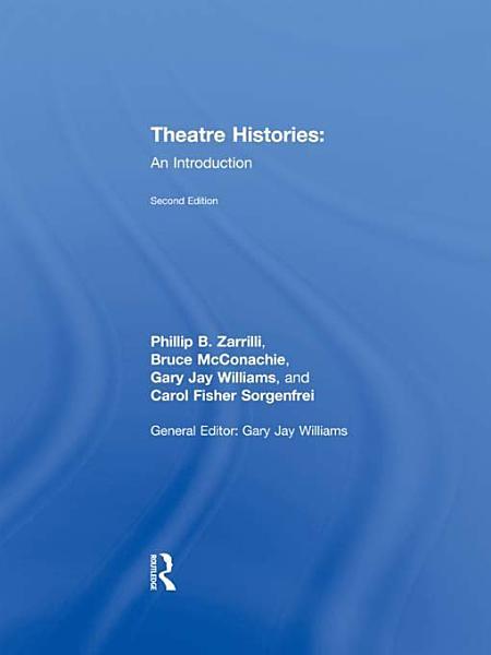 Download Theatre Histories Book