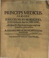 Princeps medicus