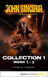 John Sinclair - Demon Hunter: Books 1-3