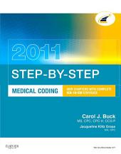 Step-By Step Medical Coding 2011 Edition - E-Book