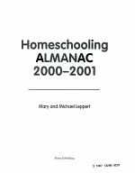 Homeschooling Almanac, 2000-2001