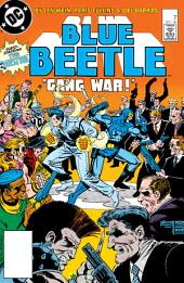 Blue Beetle (1986-) #7