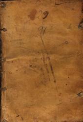 Litterae Societatis Jesu duorum annorum MDXC et MDXCI. Ad patres, et fratres eiusdem Societatis