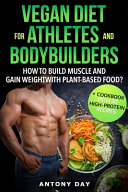 VEGAN DIET for ATHLETES and BODYBUILDERS PDF