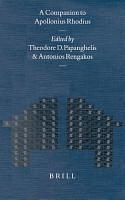 A Companion to Apollonius Rhodius PDF