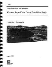 Western Sarpy/Clear Creek Flood Reduction Study Including Environmental Restoration Component, Saunders and Sarpy Counties: Environmental Impact Statement, Volume 2