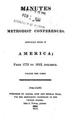 General Minutes of the Annual Conferences of the United Methodist Church in the United States  Territories  and Cuba PDF