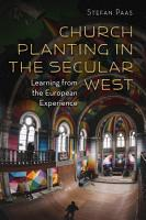 Church Planting in the Secular West PDF