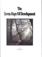 The Seven Rays of Development PDF