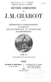 5℗uvres comple(tes de J.M. Charcot