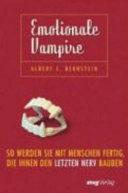 Emotionale Vampire PDF