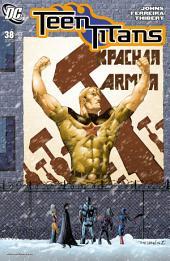 Teen Titans (2003-) #38