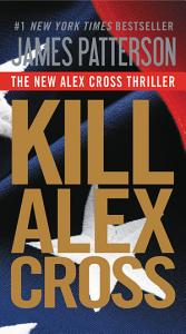 Kill Alex Cross Book