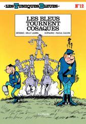 Les Tuniques Bleues - Tome 12 - LES BLEUS TOURNENT COSAQUES