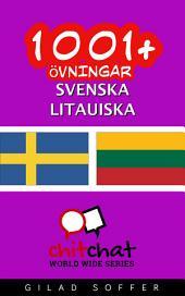 1001+ övningar svenska - litauiska