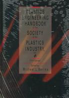 Plastics Engineering Handbook Of The Society Of The Plastics Industry PDF