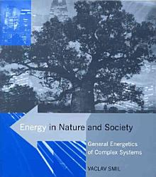 Energy In Nature And Society Book PDF