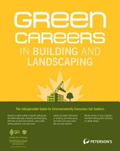Green Careers in Building and Landscaping  Workforce Training PDF