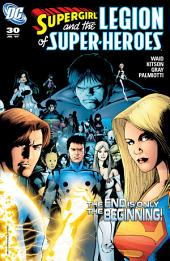 Supergirl and The Legion of Super-Heroes (2006-) #30