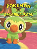 Pokemon Go Coloring Book Book