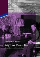 Mythos Mussolini PDF