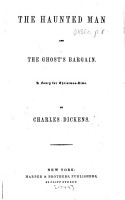 The Haunted Man and the Ghost s Bargain PDF