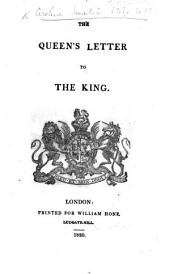 The Queen's Letter to the King