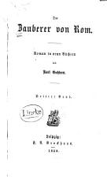 Der Zauberer von Rom PDF