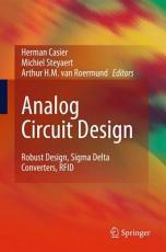 Analog Circuit Design PDF