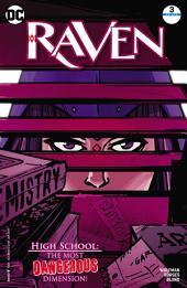 Raven (2016-) #3