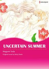 UNCERTAIN SUMMER: Harlequin Comics