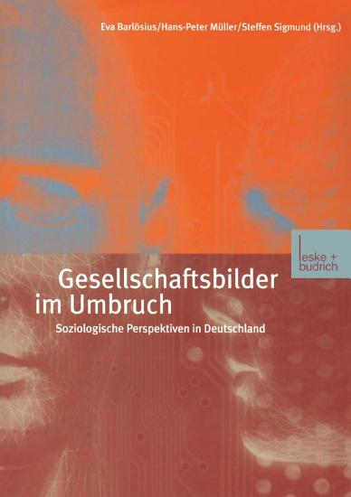 Gesellschaftsbilder im Umbruch PDF