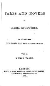 Tales and Novels: Moral tales