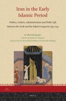 Iran in the Early Islamic Period PDF